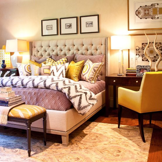 Get the look eclectic master bedroom inspired to style for Eclectic master bedroom ideas