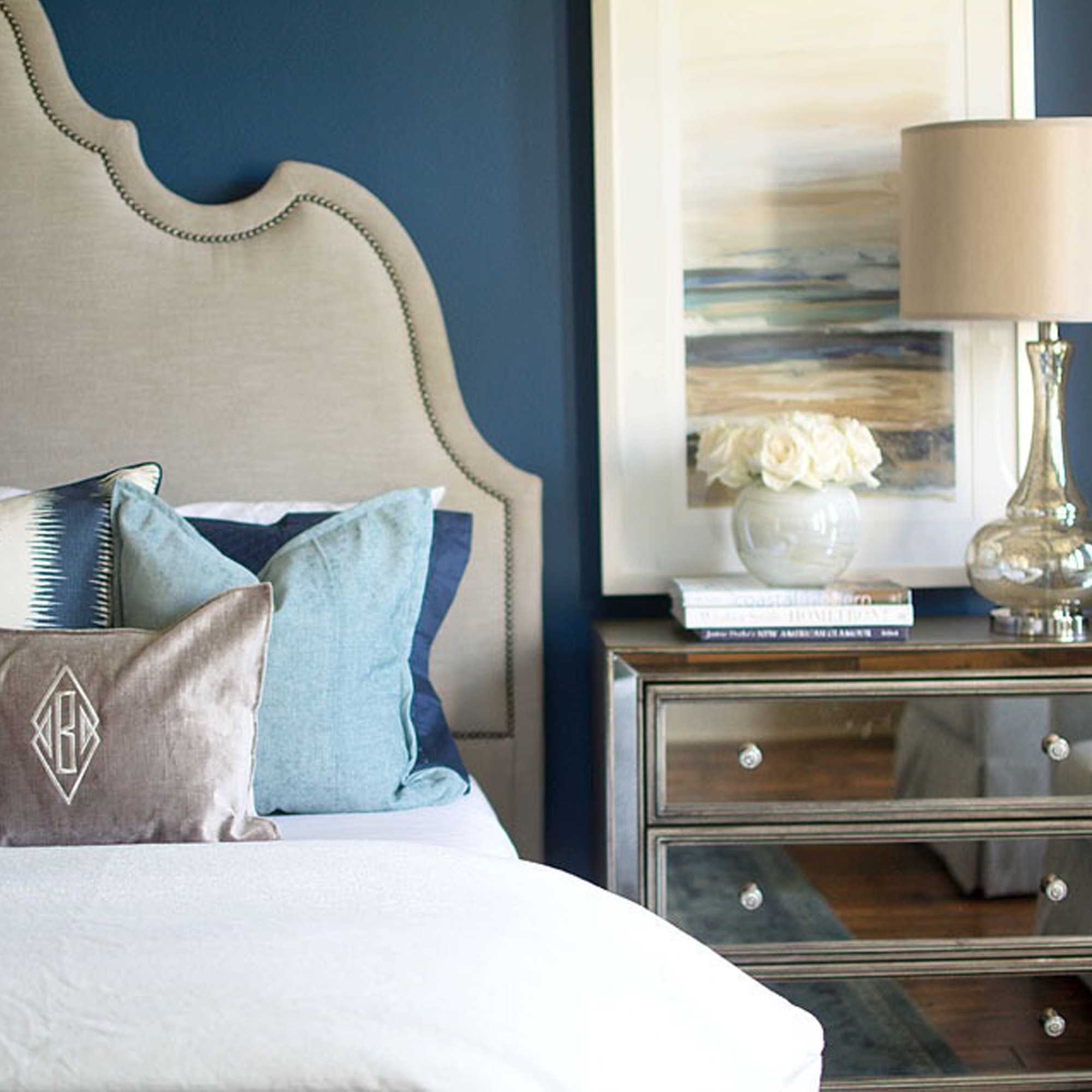 How To Pick The Perfect Bedside Table Inspired To Style