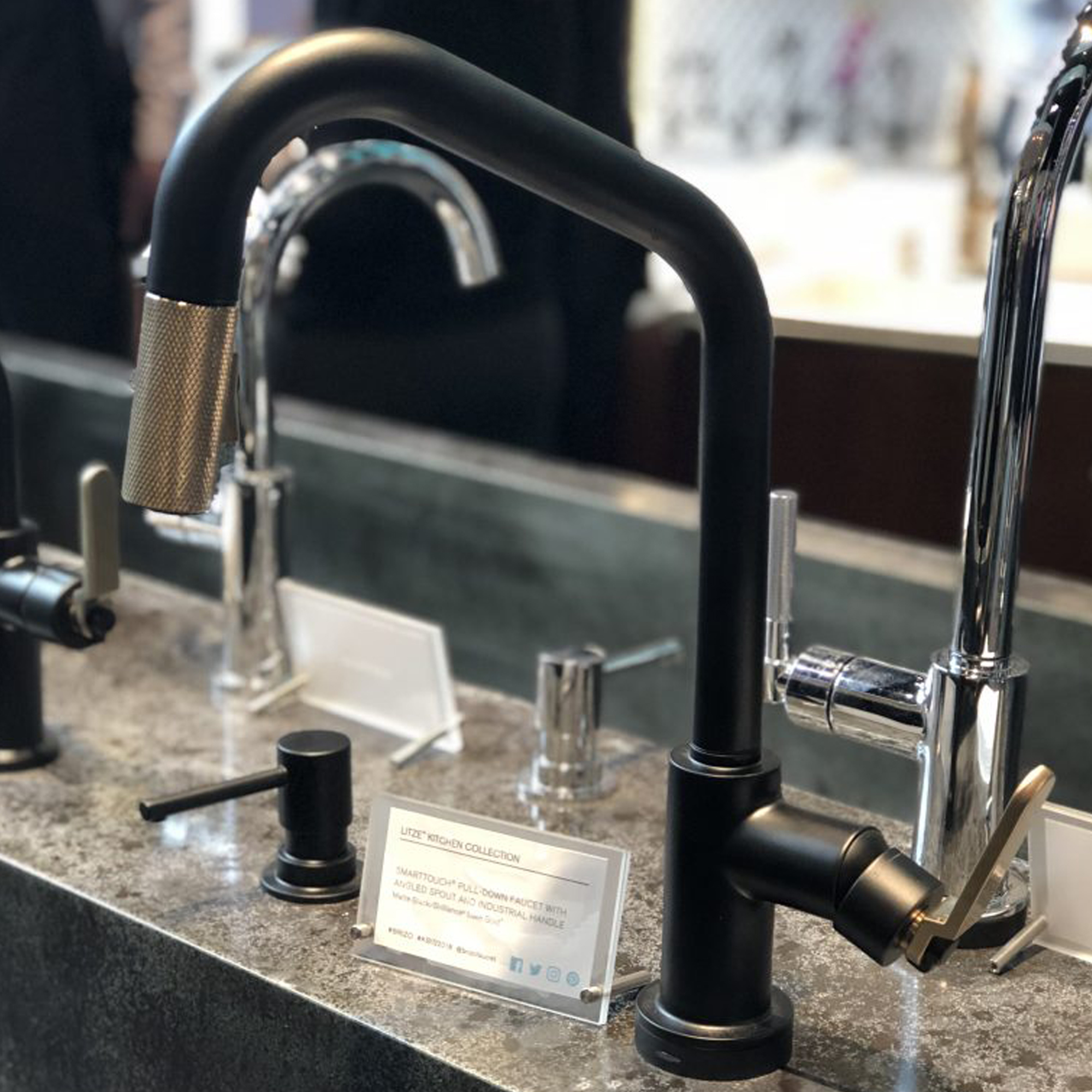 KBIS 2018 Day 1 Recap | Inspired To Style