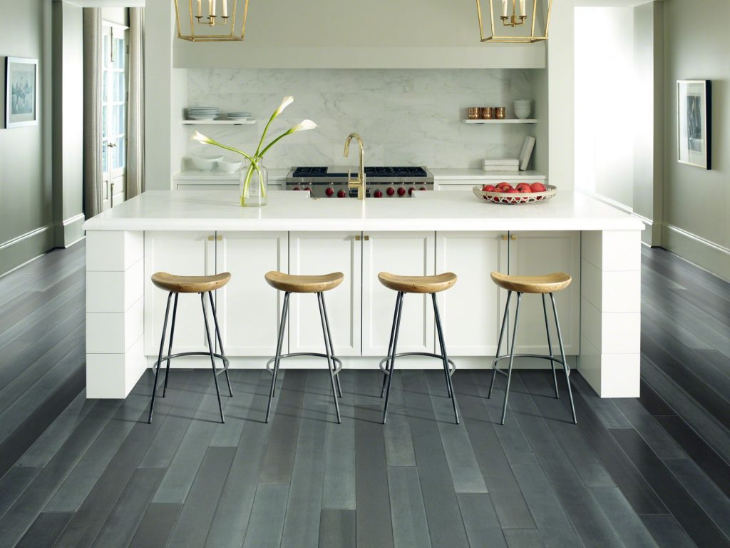 Anderson Tuftex Mystique Hardwood Shown In Navy