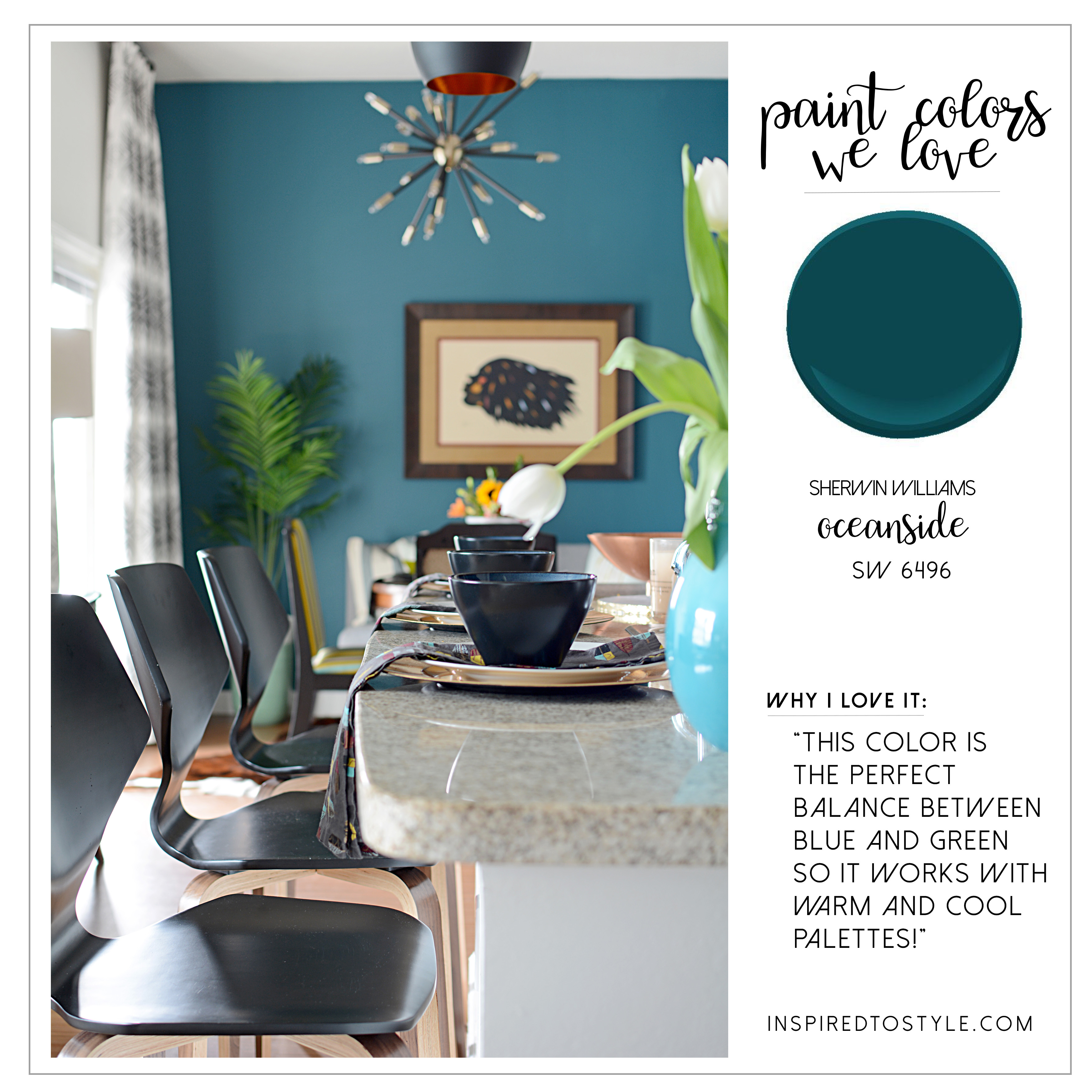 6 Of My Favorite Paint Colors Why They Work Inspired To