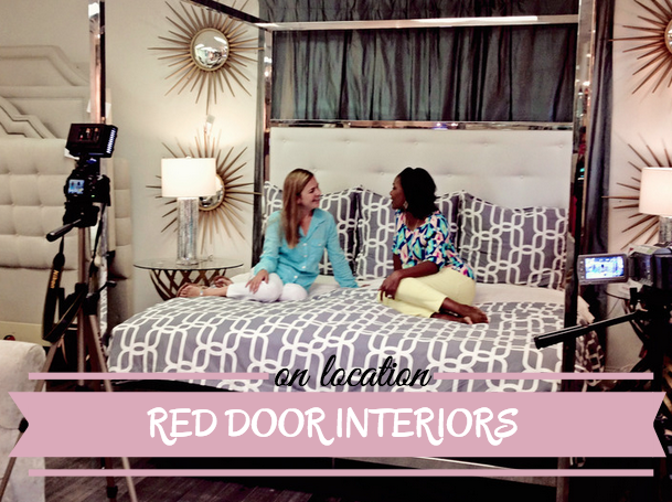 On Location Red Door Interiors Inspired To Style
