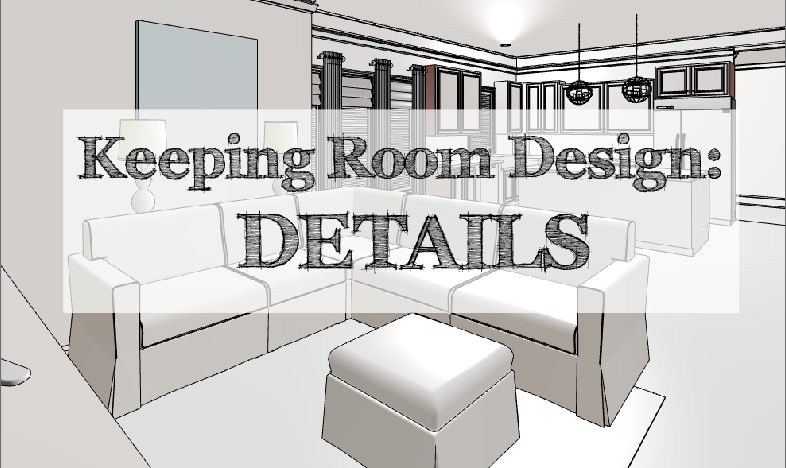 Kitchen Keeping Room Design Details Inspired To Style