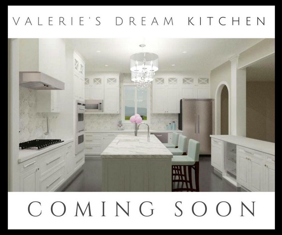 well definitely keep you posted on how valeries kitchen and the rest of her home comes together but for now we wanted to leave you with a few takeaways - Valeries Kitchen