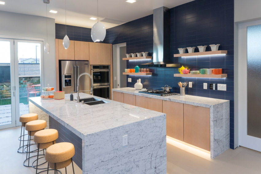 Smart Home Design Technology Innovative New Trends Millennial Bobby Berk Home 2016 Responsive Home TRI Pointe Group's Pardee Homes and Bassenian Lagoni Architects