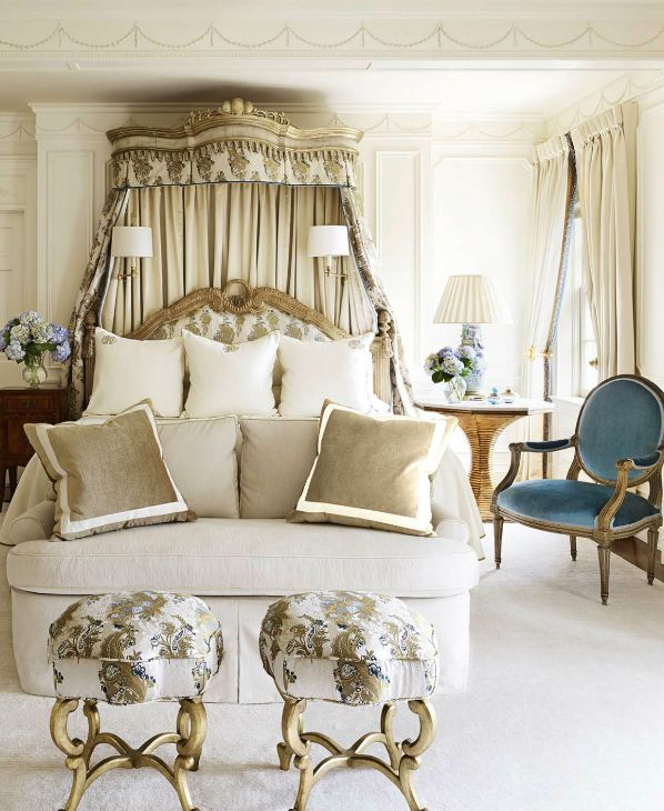 Love letters to interior design day 7 inspired to style for Suzanne kasler inspired interiors