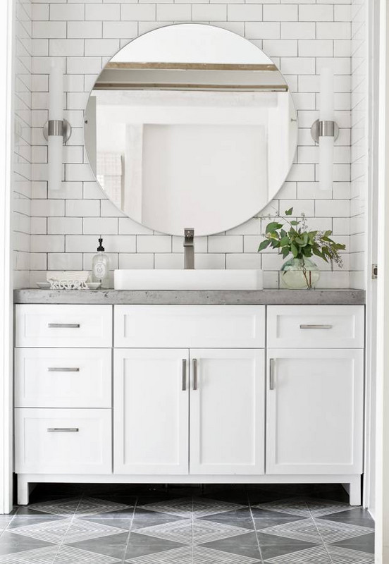 How High To Place Your Bathroom Fixtures