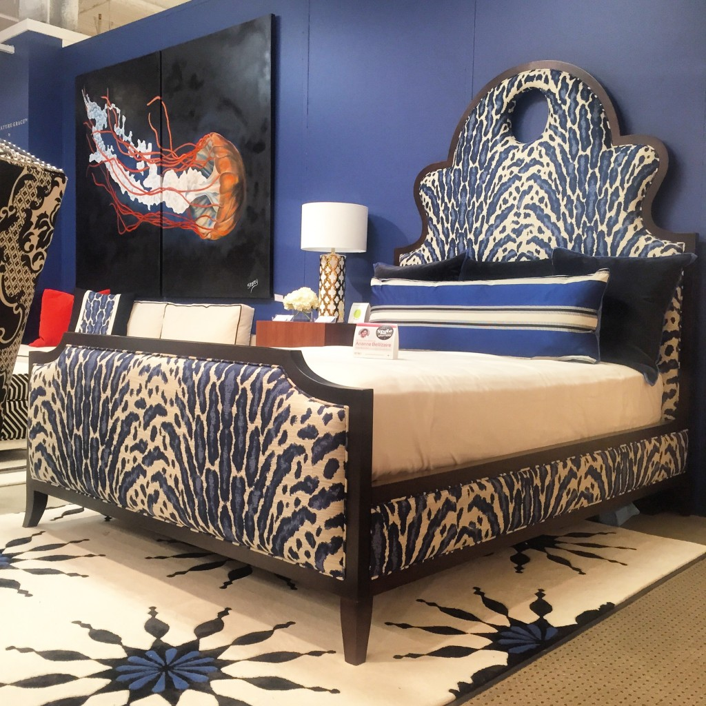 KRISTIN DROHAN COLLECTION DENISE BED HIGH POINT MARKET STYLE SPOTTER